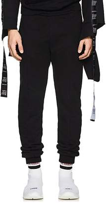 Vetements Men's Archive Cotton-Blend French Terry Sweatpants