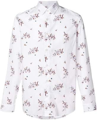 Kenzo 'Cheongsam Flower' shirt