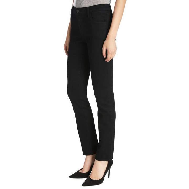 Shadow Black Maude Cigarette Stretch Jeans