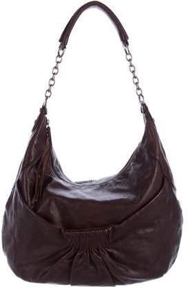 Botkier Leather Hobo Bag