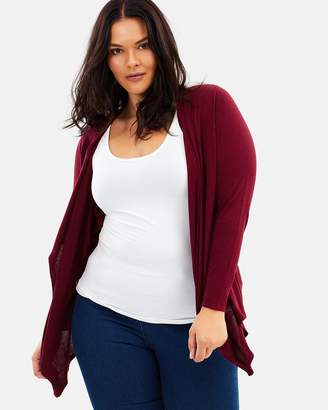 Evans Waterfall Cardigan