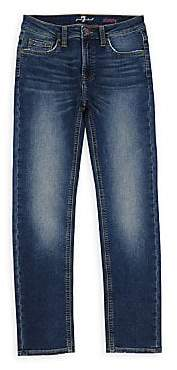 7 For All Mankind Little Boy's & Boy's Slimmy Jeans