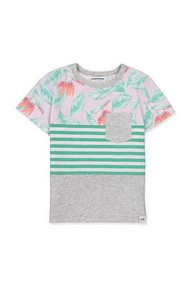 Country Road Spliced Tropic T-Shirt