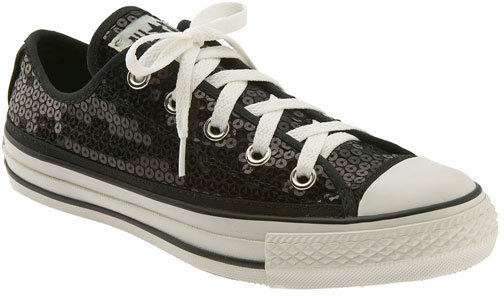 Converse Chuck Taylor® Sequined Sneaker (Women)
