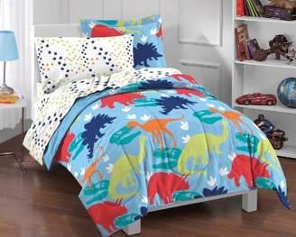 Factory dream Dinosaur Prints Boys Comforter Set