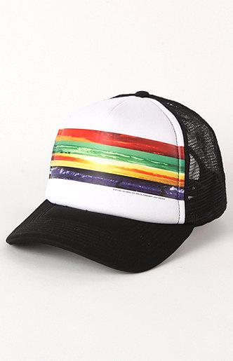 Analog PLA Halsband Trucker Hat