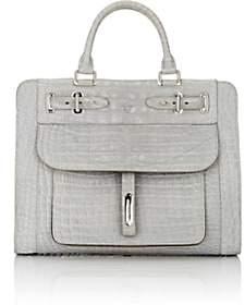 "Fontana Milano 1915 Women's ""A Bag"" Small Satchel - Gray"