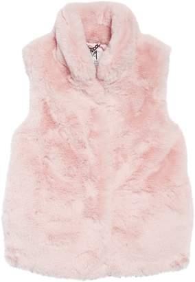 Milly Minis Faux Fur Vest