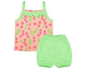 Clover Kingdom Baby Girl T-Shirt & Shorts