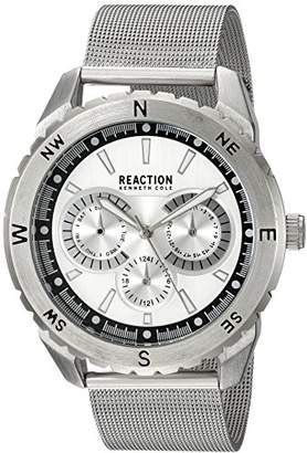 Kenneth Cole Reaction Men's 'Sport' Quartz Metal and Stainless Steel Casual Watch
