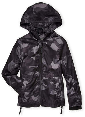 Urban Republic Boys 8-20) Mesh Camo Jacket