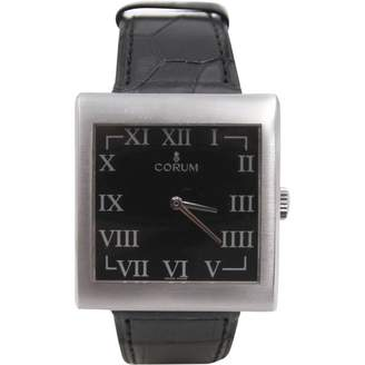 Corum Black Steel Watches