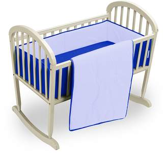 Babydoll Baby Doll Reversible Cradle Bedding