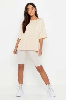 2ccac77495aeb boohoo White Petite Tops - ShopStyle Canada