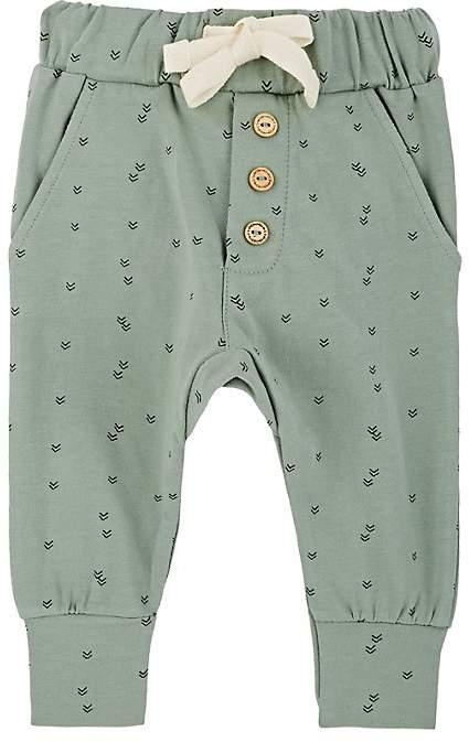 Little Indians Infants' Arrow-Print Jersey Sweatpants