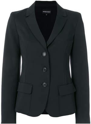 Emporio Armani fitted blazer
