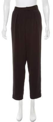 Robert Rodriguez High-Rise Straight-Leg Pants w/ Tags