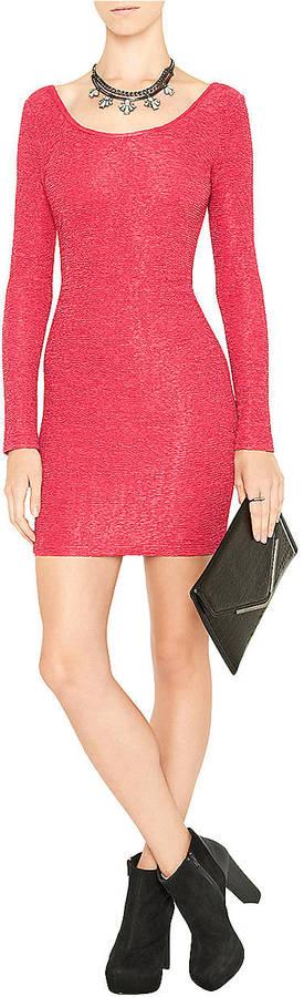 BCBGMAXAZRIA BCBGENERATION Low-Back Dress