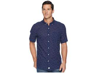 Vineyard Vines Dock Street Short Sleeve Slim Murray Shirt