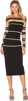 Asilio Gold Runner Dress
