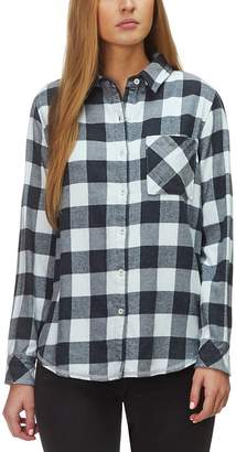 Buffalo David Bitton Dylan Vintage Checks Long-Sleeve Sleep T-Shirt - Women's