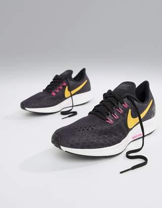 Nike Running Air Zoom Pegasus Sneakers In Multi