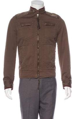 DSQUARED2 Multi-Pocket Zip Jacket w/ Tags
