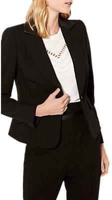 Karen Millen The Essentials Tailoring Collection Blazer, Black
