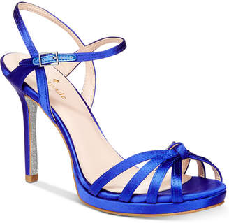 Kate Spade Florence Strappy Evening Sandals