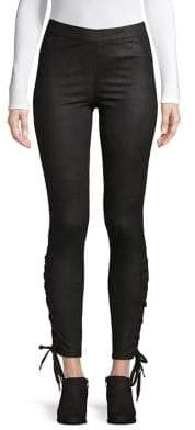 Dex Lace-Up Leggings