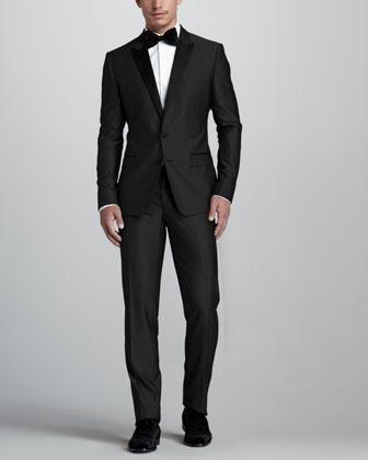 Dolce & Gabbana Peak-Lapel Tuxedo