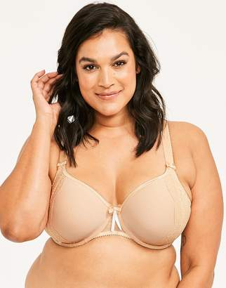 Elomi Amelia Underwired Bandless Breathable Moulded Bra