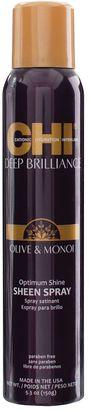 CHI Deep Brilliance Optimum Shine Sheen Spray $20.98 thestylecure.com