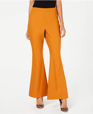 INC International Concepts I.N.C. Wide-Leg Suit Pants, Created for Macy's
