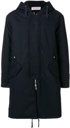 Officine Generale hooded parka coat