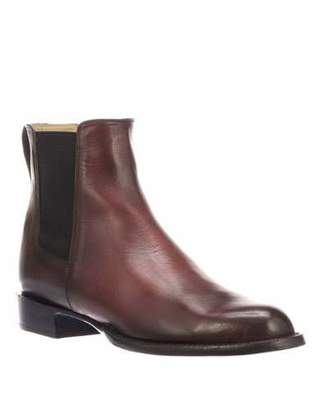 Lucchese Men's Grayson Leather Chelsea Boots