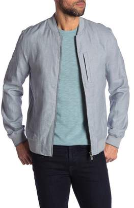 Ted Baker Raney Trim Fit Linen & Cotton Jacket