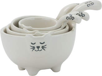 10 Strawberry Street Ten Strawberry Street Cat Measuring Cups Set Of 4