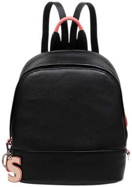 Radley Flex Small Leather Zip Around Backpack