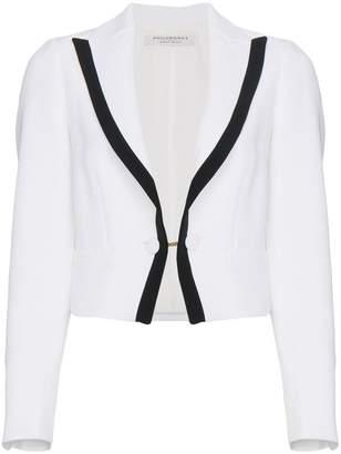 Philosophy di Lorenzo Serafini cropped tux jacket