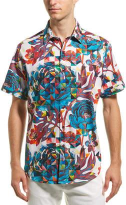 Robert Graham Delfern Classic Fit Woven Shirt