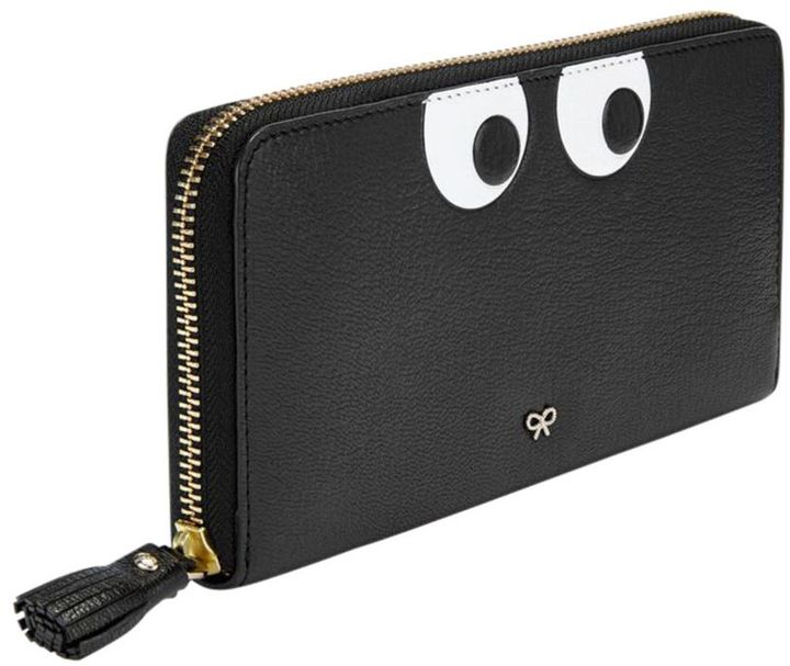 Anya Hindmarch Anya Hindmarch Large Eyes Wallet