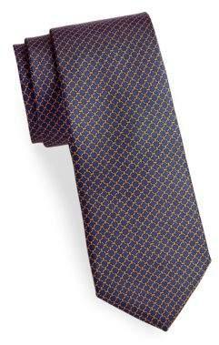 Tight Link Silk Tie
