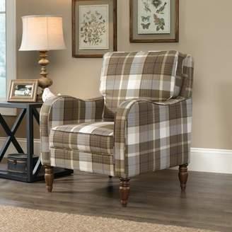 Sauder New Grange Accent Chair, Plaid