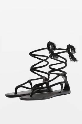 Topshop Rope sandals
