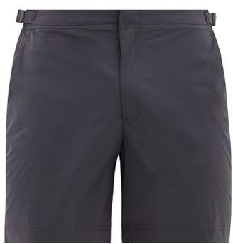 Orlebar Brown Bulldog Sport Swim Shorts - Mens - Grey