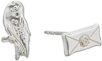 Alex and Ani Women Silver Stud Earrings AS18HP12S