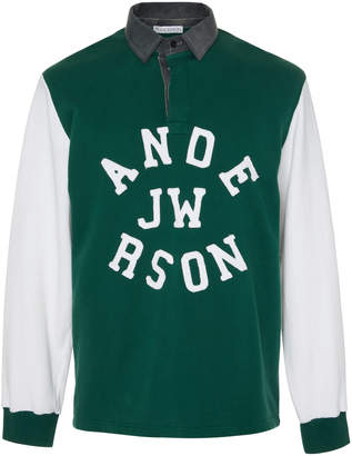 J.W.Anderson Rugby Polo Shirt