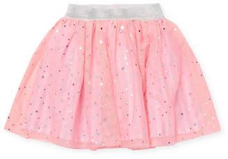 Billieblush & Polka Dot Tulle Skirt