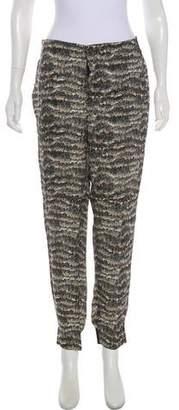 Rag & Bone Silk Skinny Pants